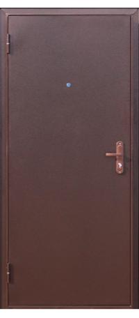 СЕЙФ-ДВЕРЬ «СТРОЙГОСТ» 5-1 Металл/Металл Внутреннего открывания снаружи