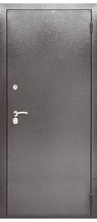 СЕЙФ-ДВЕРЬ АРГУС «ДА-8 БЕЛОЕ СЕРЕБРО» Антик серебро/Белое серебро внутри