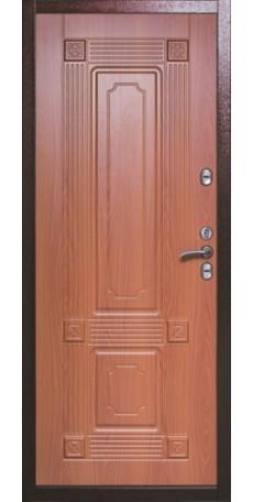 СЕЙФ-ДВЕРЬ MODENA DOOR С ТЕРМОРАЗРЫВОМ «ТЕРМО БАРЬЕР»  снаружи