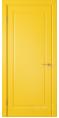 Дверь Владимирская фабрика дверей 'Гланта' Желтая эмаль 57ДГО8