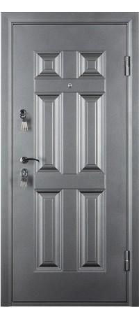 Металлическая дверь ВИКТОРИЯ внутри