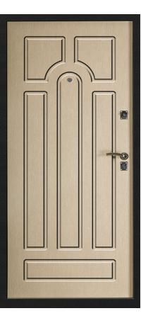Металлическая дверь АККОРД снаружи