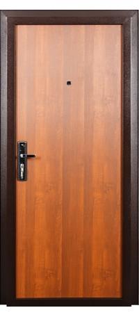 Металлическая дверь СИТИ 2 снаружи