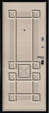 Металлическая дверь СЕНАТОР снаружи