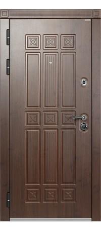 Металлическая дверь СЕНАТОР внутри