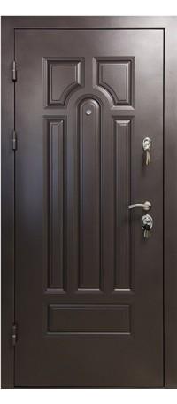 Металлическая дверь СОЛОМОН JM 777 внутри
