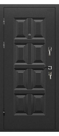 Металлическая дверь СОЛОМОН ЭЛЕГИЯ внутри