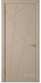 Дверь Владимирская фабрика дверей 'Флитта' Латте эмаль 26ДГО4