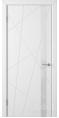 Дверь Владимирская фабрика дверей 'Флитта' Белая эмаль 26ДО0 Лакобель белое