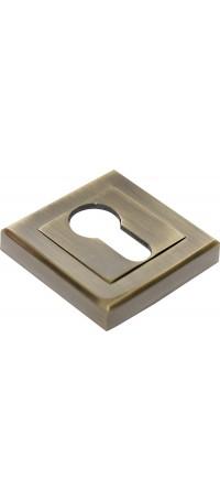 Накладка на ключевой цилиндр RUCETTI RAP KH-S AB  Цвет - Античная бронза снаружи