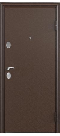СЕЙФ-ДВЕРЬ ТОРЕКС «DELTA 07» Белый перламутр, рис.СК5-S внутри