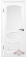 Дверь Владимирская фабрика дверей 'ВЕРСАЛЬ' 13ДР0, белая эмаль/сатинат