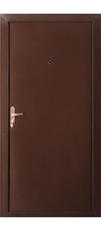 Металлическая дверь ПРОФИ IS внутри