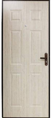 Металлическая дверь МАСТЕР снаружи