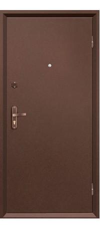 Металлическая дверь МАСТЕР 2 внутри