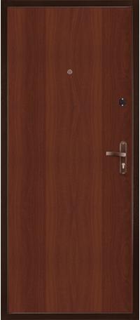 Металлическая дверь МАСТЕР 2 снаружи