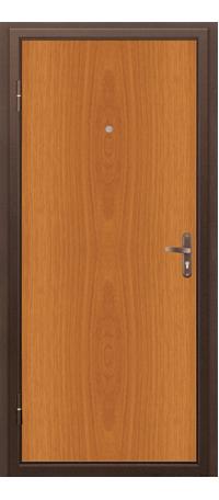 Металлическая дверь РОНДО снаружи