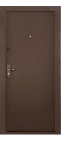 Металлическая дверь РОНДО 2 внутри