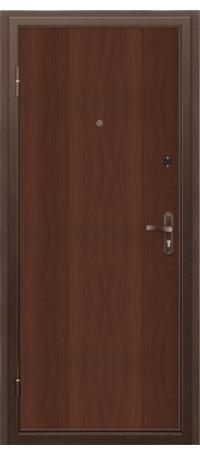 Металлическая дверь РОНДО 2 снаружи