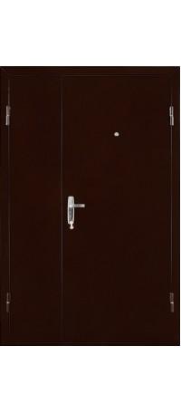Металлическая дверь КВАРТЕТ DL внутри