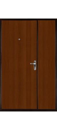 Металлическая дверь КВАРТЕТ DL снаружи