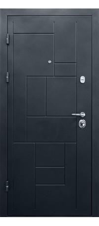 Металлическая дверь СОЛОМОН АВЕНЮ внутри