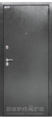 СЕЙФ-ДВЕРЬ БЕРЛОГА «СКАЛА СК-2» Дуб беленый внутри