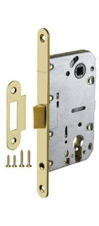 Корпус замка Fuaro (Фуаро) PLASTIC P85C-50 SG матовое золото снаружи