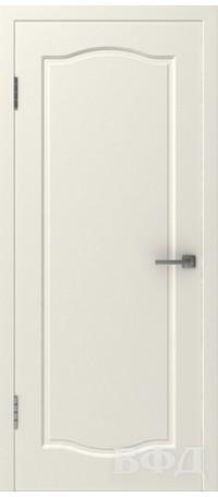 Дверь Владимирская фабрика дверей 'Прованс 1' Слоновая кость 46ДГ01 снаружи