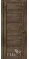 Дверь ВФД GL Light 6 Дуб трюфель (ДГ)