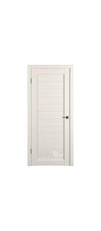 Дверь ВФД GL Light 6 Дуб латте (ДГ) внутри