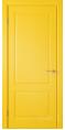 Дверь Владимирская фабрика дверей 'Доррен' Желтая эмаль 58ДГО8