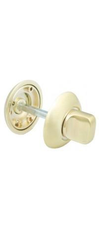 Завертка сантехническая MORELLI MH-WC SG/GP Цвет - Золото матовое/Золото снаружи