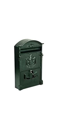 Почтовый ящик К-31091-1 Зеленый снаружи