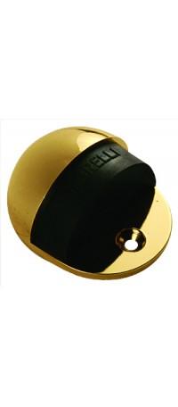 Упор дверной напольный MORELLI, DS1 GP, Цвет - Золото снаружи
