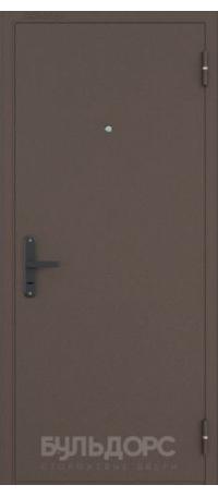 СЕЙФ-ДВЕРЬ «БУЛЬДОРС-10» Медь/Миланский орех внутри