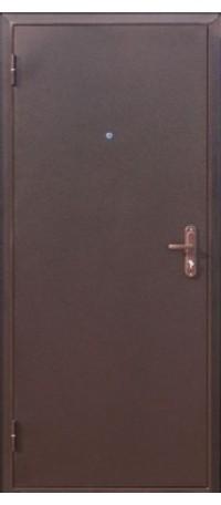 СЕЙФ-ДВЕРЬ «ТЕХНО» Металл/Металл внутри